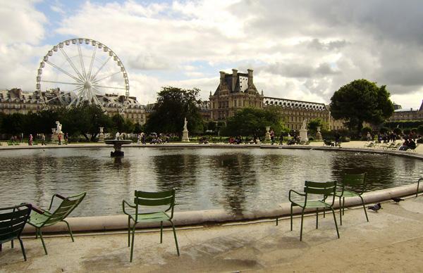Tuilerijské zahrady