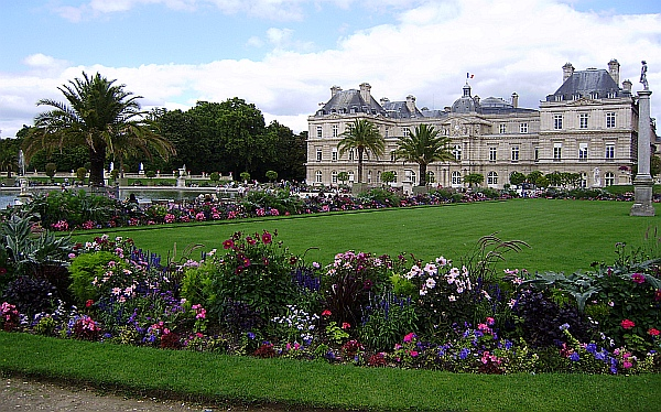 Lucemburská zahrada
