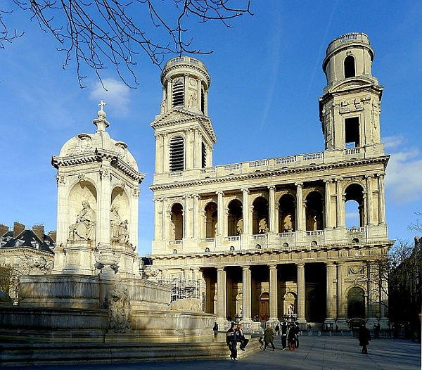 Kostel sv. Sulpicia