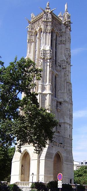 Věž Saint-Jacques